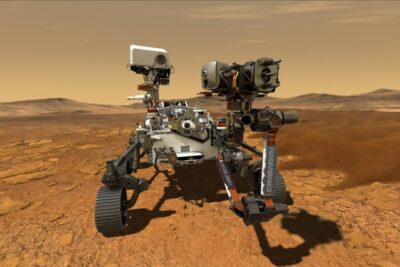 MARS 2020 Perseverance rover, including MOXIE