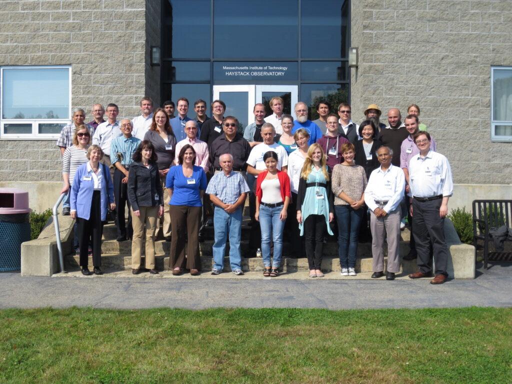 Radio Stars 2012 conference group photo