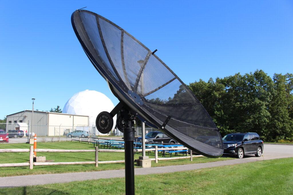 Small Radio Telescope (SRT)