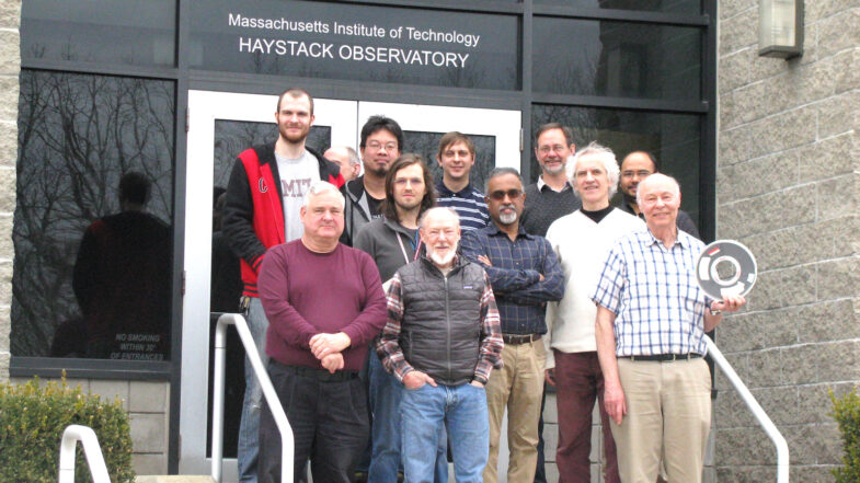 Haystack geodesy group, 2019