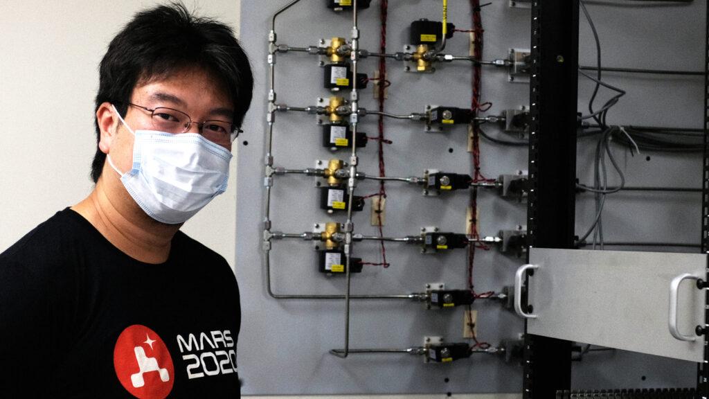 Jason SooHoo, MOXIE Operations Manager