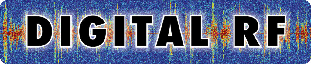 Digital RF logo