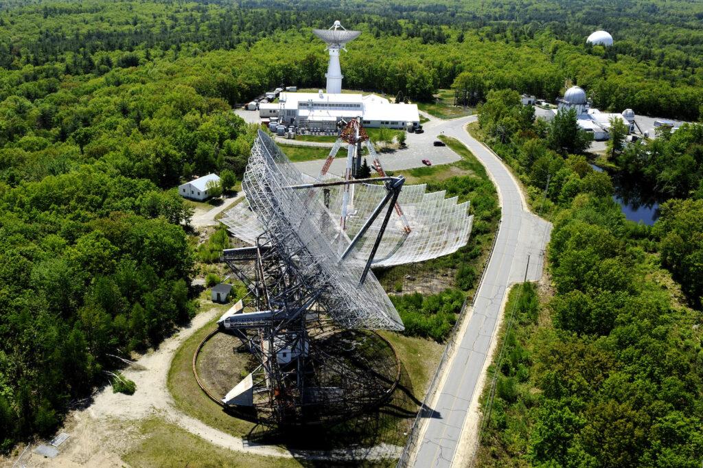 Millstone Hill Incoherent Scatter Radar (ISR)