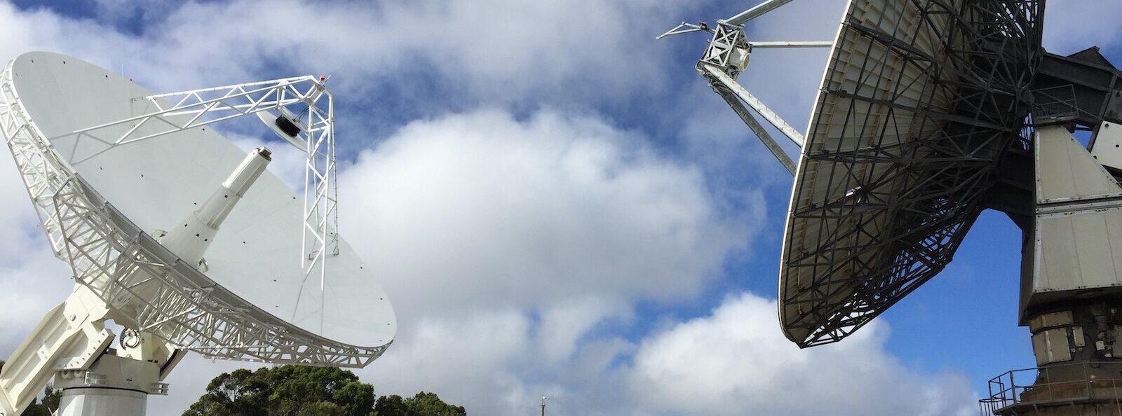 KPGO VGOS antenna in Hawaii