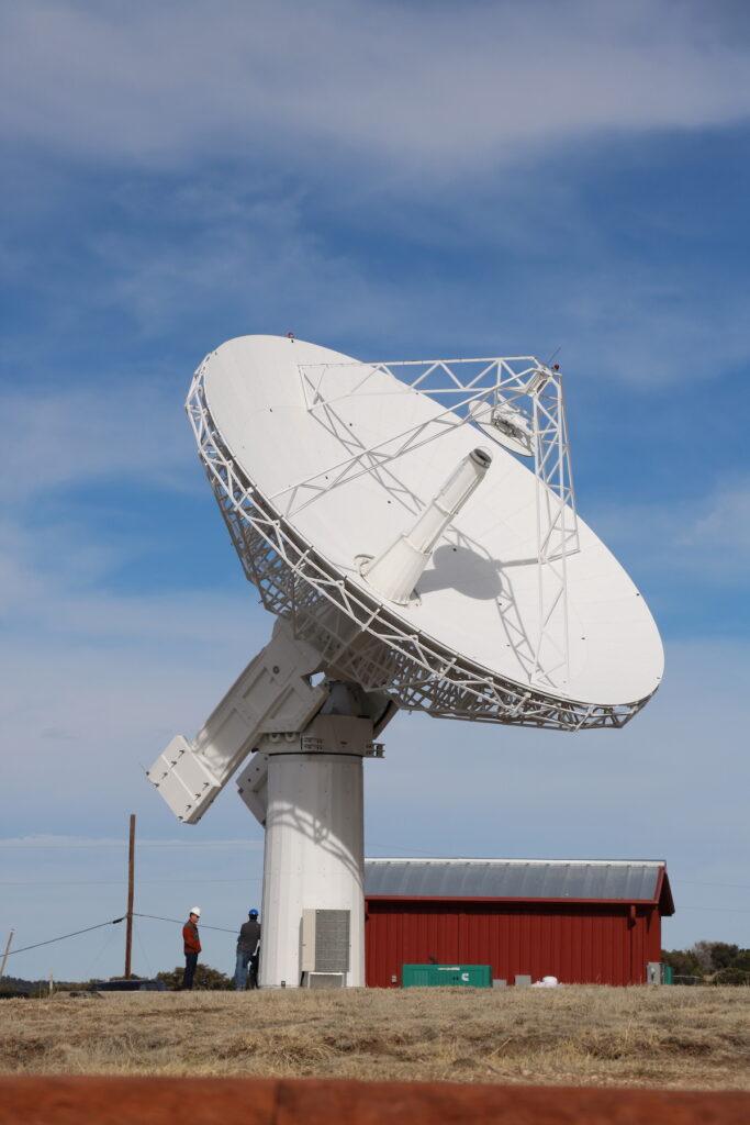 MGO antenna in Texas