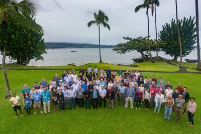 EHT collaboration meeting in Hawaii, 2019