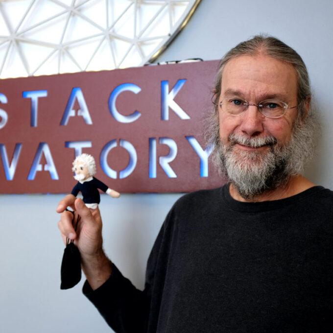Geoff Crew, Research Scientist