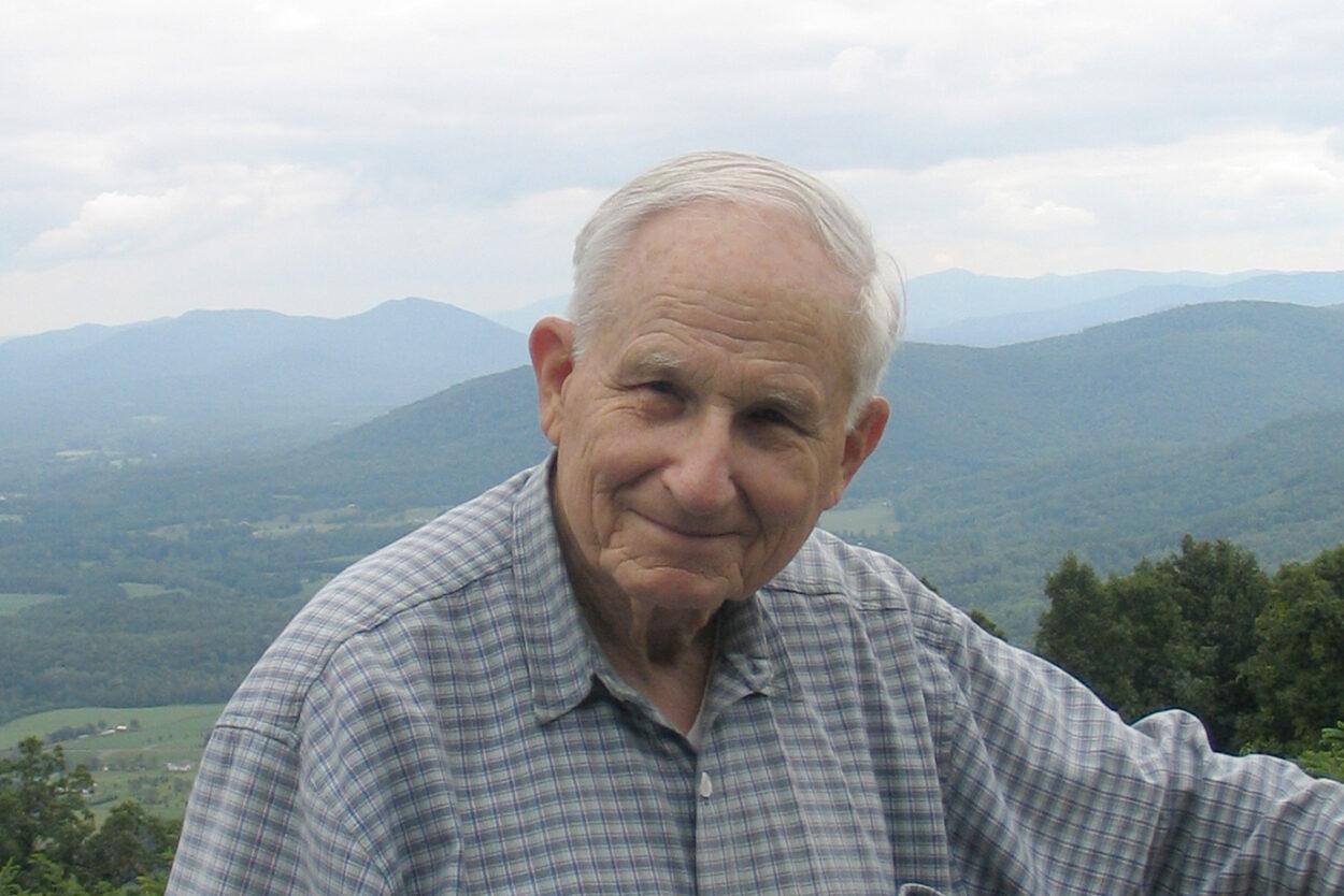 Paul B. Sebring, Blue Ridge Mountains, Virginia